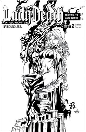 Lady Death: Apocalypse 2-G