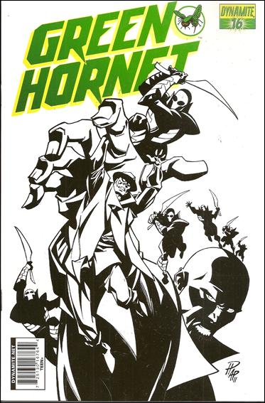 Green Hornet (2010) 16-D by Dynamite Entertainment