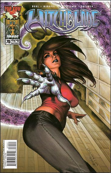 Witchblade 70-C by Top Cow