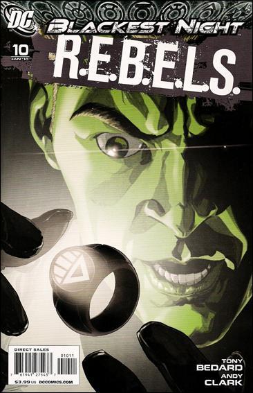 R.E.B.E.L.S. (2009) 10-A by DC