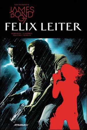 James Bond: Felix Leiter 5-A