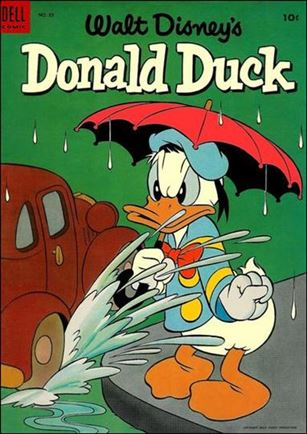 Walt Disney's Donald Duck (1952) 33-A