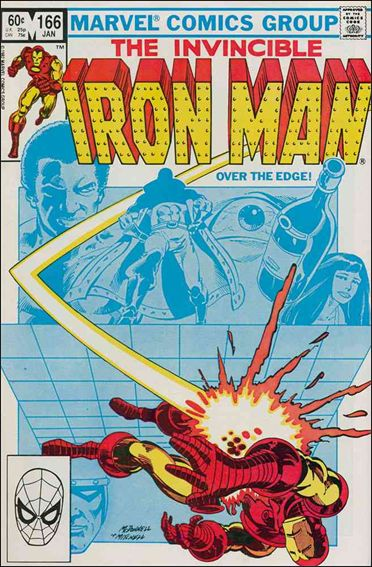 Iron Man (1968) 166-A by Marvel