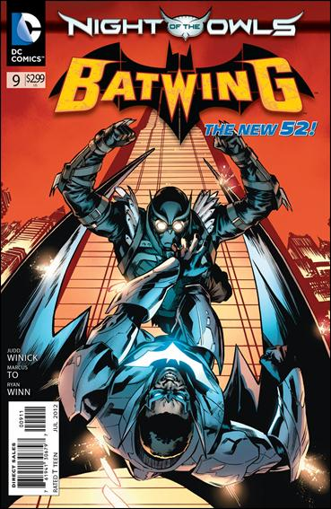 Batwing 9-A by DC