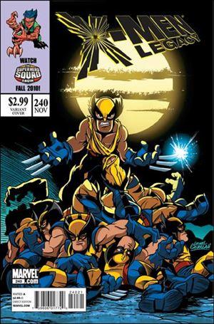 X-Men Legacy (2008) 240-B