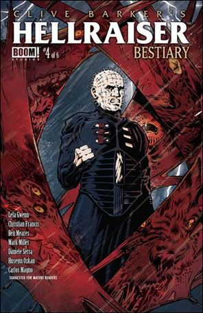 Clive Barker's Hellraiser: Bestiary 4-A