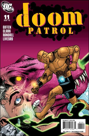 Doom Patrol (2009) 11-A by DC