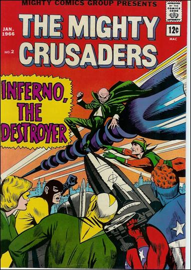 Mighty Crusaders (1965) 2-A by Radio