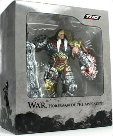 Darksiders War, Horseman of the Apocalypse, Jan 2010 Action