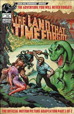 Land That Time Forgot 1975 1-A