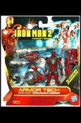 Iron Man 2 (Armor Tech) Iron Man - Shockwave Mission (Concept Series)
