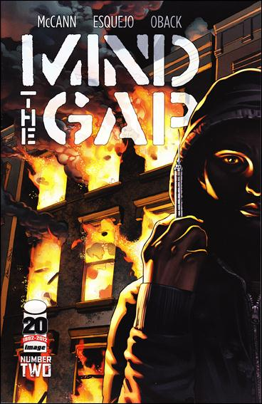 Mind the Gap 2-A by Image