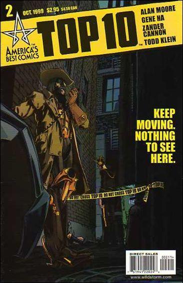 Top 10 2-A by America's Best Comics