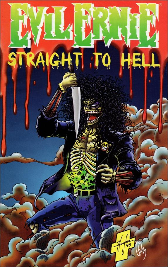 Evil Ernie: Straight To Hell Ashcan Preview 1-A by Chaos