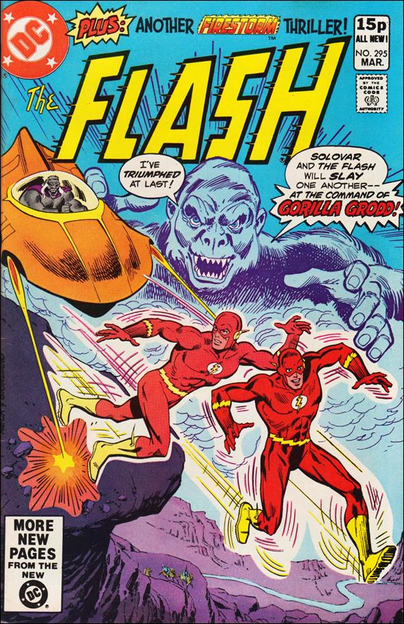 Flash (1959) 295-B by DC