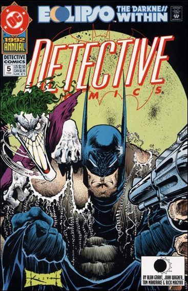 Detective Comics Annual (1988) 5-A by DC