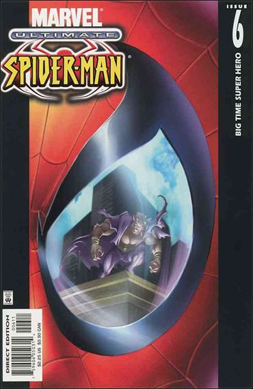 Ultimate Spider-Man (2000) 6-A by Marvel