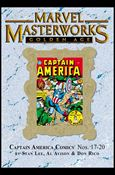 Marvel Masterworks: Golden Age Captain America 5-B