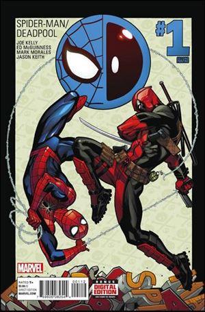 Spider-Man/Deadpool 1-M
