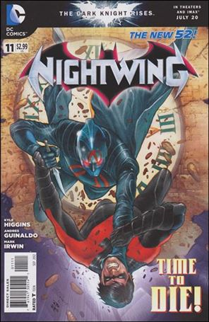 Nightwing (2011) 11-A