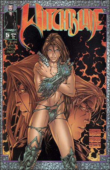Witchblade 5-A by Top Cow