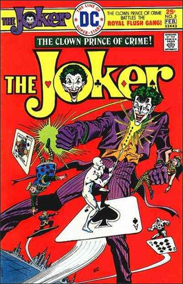 Joker 5-A by DC
