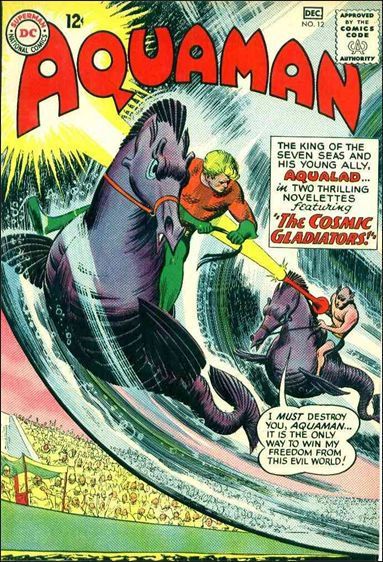 Aquaman (1962) 12-A by DC