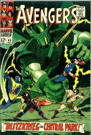 Avengers (1963) 45-A