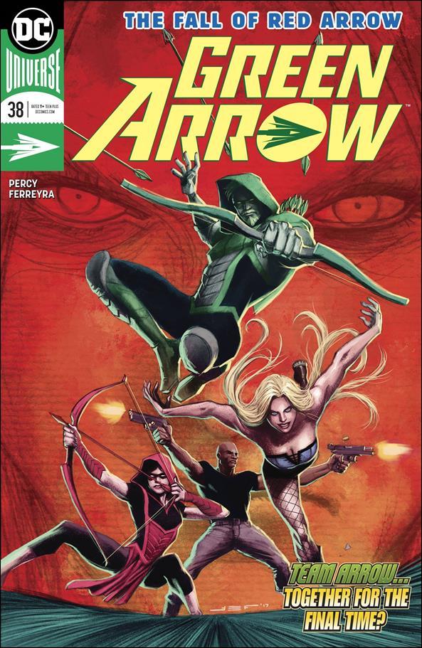 Green Arrow (2016) 38-A by DC