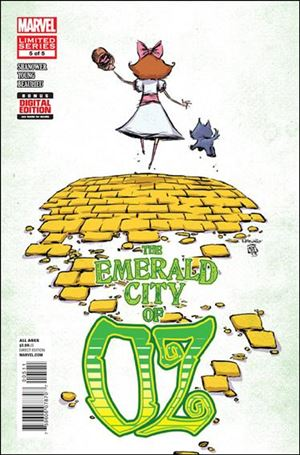 Emerald City of Oz 5-A