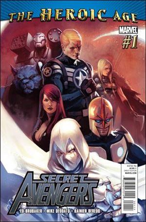 Secret Avengers (2010) 1-A