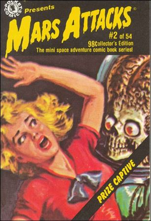 Mars Attacks (1988) 2-A