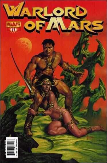 Warlord of Mars 11-A by Dynamite Entertainment
