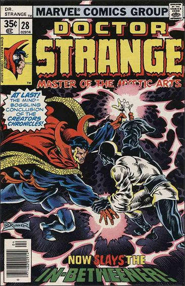 Doctor Strange (1974) 28-A by Marvel
