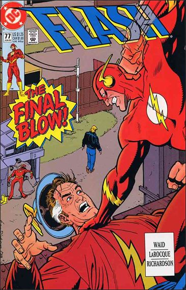 Flash (1987) 77-A by DC