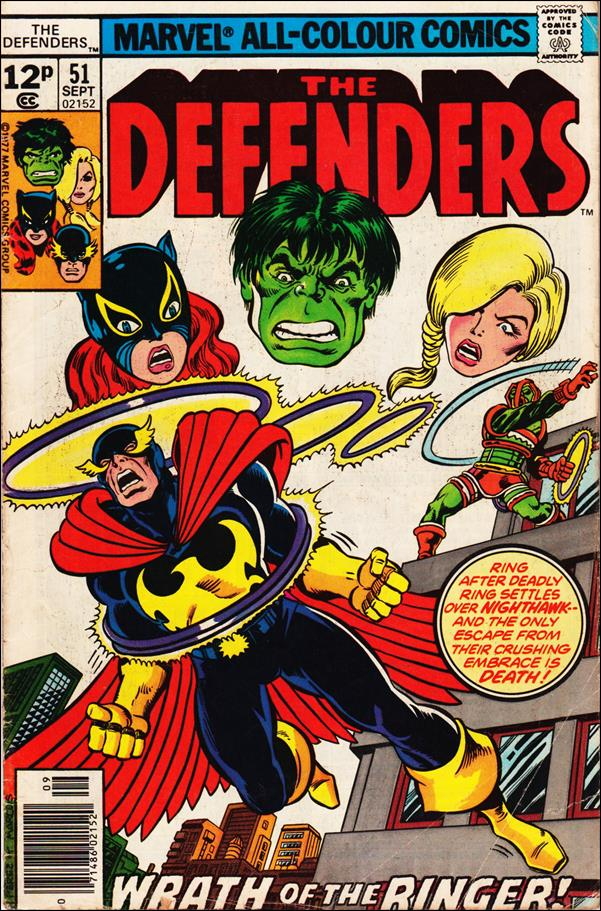 Defenders (1972) 51-C by Marvel