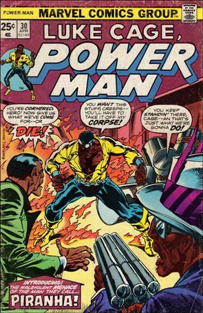 Power Man 30-A