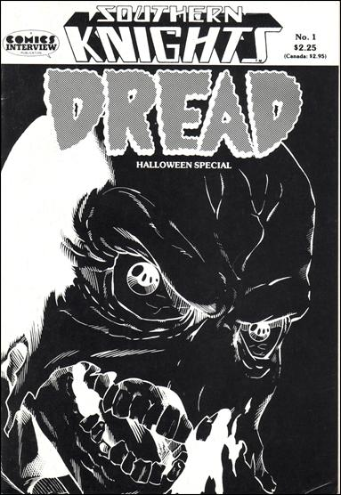Southern Knights Dread Halloween Special 1-A by Comics Interview