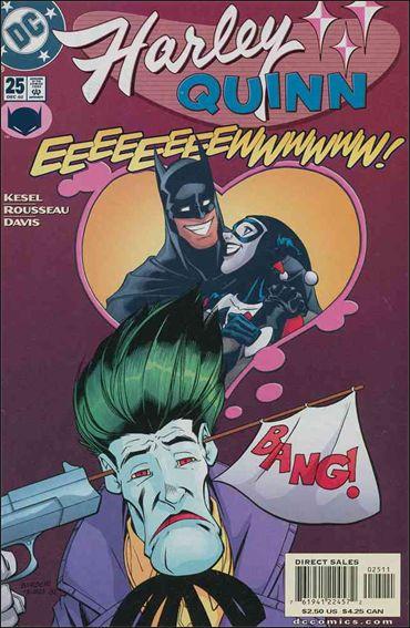 Harley Quinn (2000) 25-A by DC