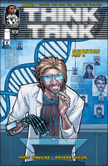 Think Tank 6-A by Top Cow