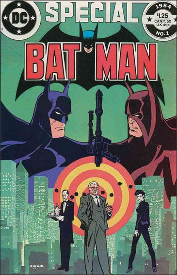Batman: Special 1-A by DC