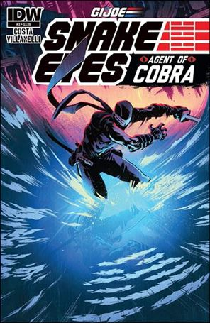 G.I. Joe: Snake Eyes, Agent of Cobra 3-A