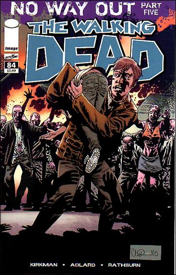 Walking Dead (2003) 84-A by Image