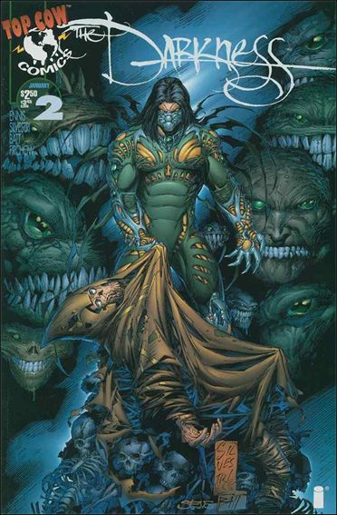 Darkness (1996) 2-A by Top Cow