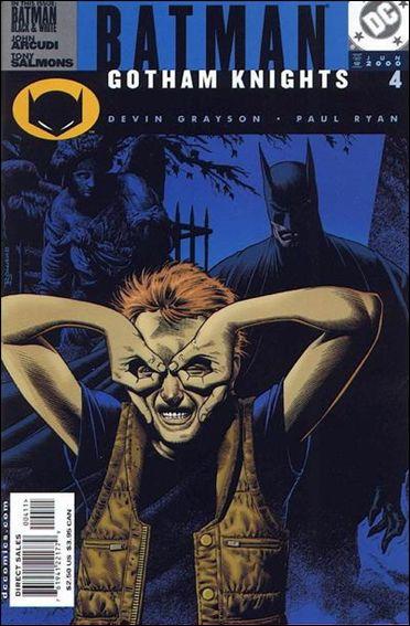 Batman: Gotham Knights 4-A by DC