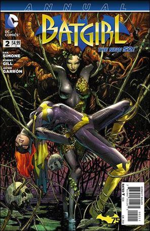 Batgirl Annual (2012) 2-A
