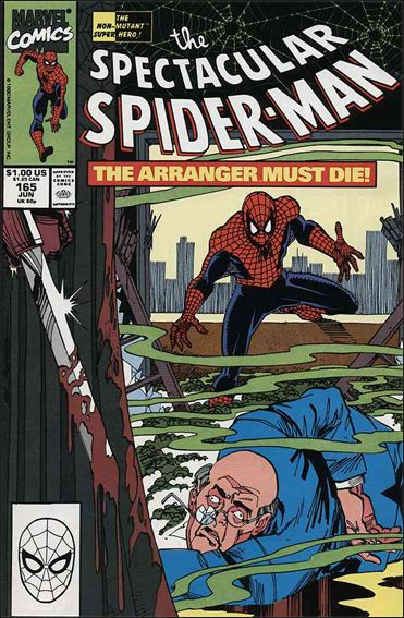 Spectacular Spider-Man (1976) 165-A by Marvel