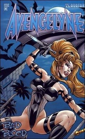 Avengelyne: Bad Blood 1-D by Avatar Press