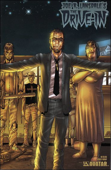 Joe R. Lansdale's The Drive-In 3-B by Avatar Press