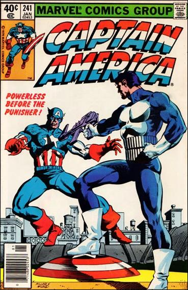 Captain America (1968) 241-A by Marvel